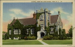 Chapel, Emma Willard School