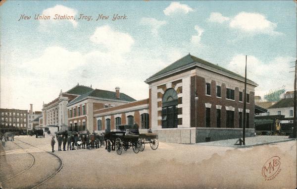 New Union Station