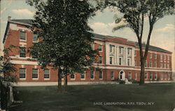 Sage Laboratory, Rensselaer Polytechnic Institute