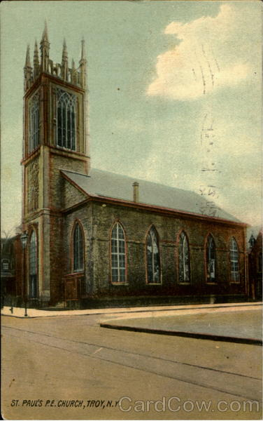 St. Paul'S P. E. Church