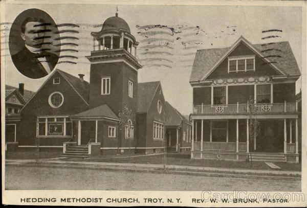 Hedding Methodist Church